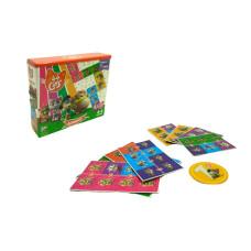 Детская игра настольная Домино. 44 Cats VT8055-14 на укр. языке