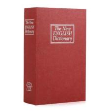 Книга-сейф MK 1844 (Красная)