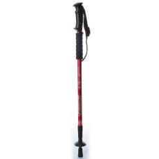 Трекинговые палки для ходьбы MS 2019-1 65-135см, телескоп (3секции) (Красный MS 2019-1(Red))