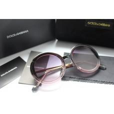 Круглые очки Dolce & Gabbana