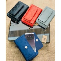 Сумка кошелек LV разные цвета