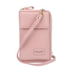 Кошелек-клатч-сумочка Baellerry Young 3 в 1 Розового цвета