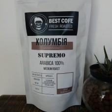 Кофе Свежей обжарки Колумбия Supremo 100 г