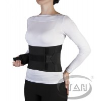 Бандаж для спины пояснично-крестцовый (эластичный)
