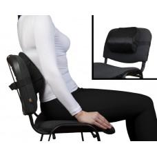 Ортопедическая подушка под спину. Профилактор спины.